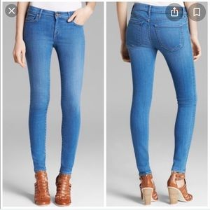 Joie Mid-rise Skinny Jeans 👖